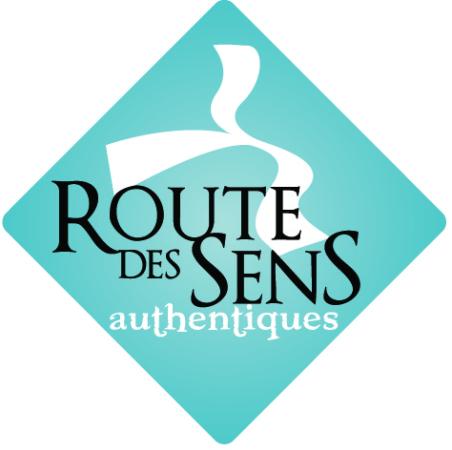 logo RSA - ©LA ROUTE DES SENS AUTHENTIQUES