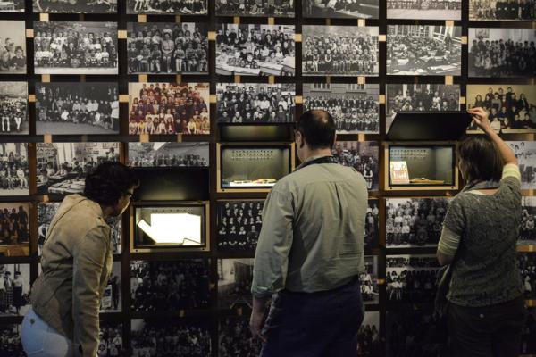 Maison de l'Histoire - ©MUSEE HIST. EUROPÉENNE