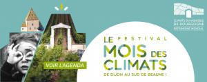 FESTIVAL - LE MOIS DES CLIMATS