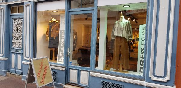 dress code shop - ©DRESS CODE SHOP