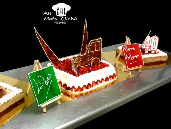 Gâteau événement