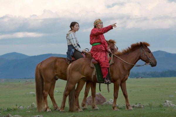 Parc Terelj - ©ECOVOYAGE MONGOLIE