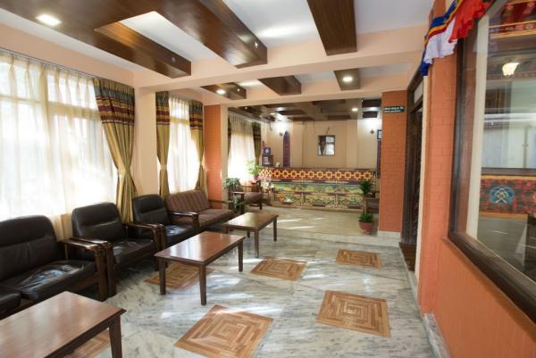 HOTEL YAMBU Hôtel Katmandou photo n° 407168 - ©HOTEL YAMBU