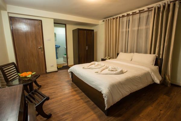 HOTEL YAMBU Hôtel Katmandou photo n° 407165 - ©HOTEL YAMBU