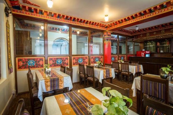 HOTEL YAMBU Hôtel Katmandou photo n° 407169 - ©HOTEL YAMBU