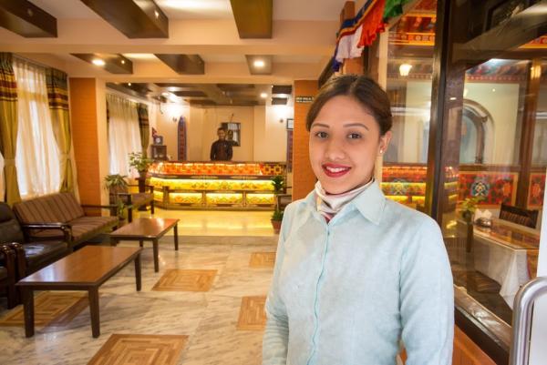 HOTEL YAMBU Hôtel Katmandou photo n° 407166 - ©HOTEL YAMBU