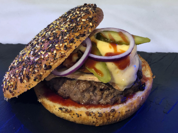 Burger - ©LES PIEDS DANS L'O
