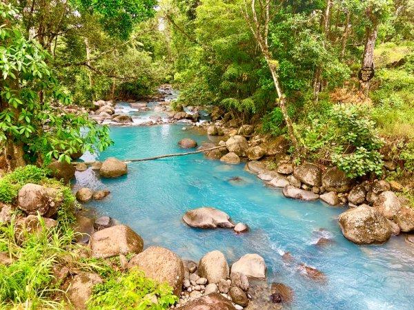 Rio Celeste - ©VACANCES AU COSTA RICA