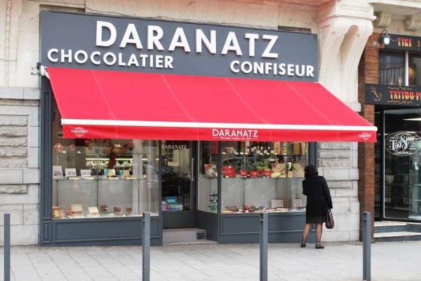 Biarritz - ©MAISON DARANATZ