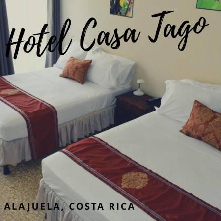 Casa Tago Alajuela - ©HÔTEL CASA TAGO