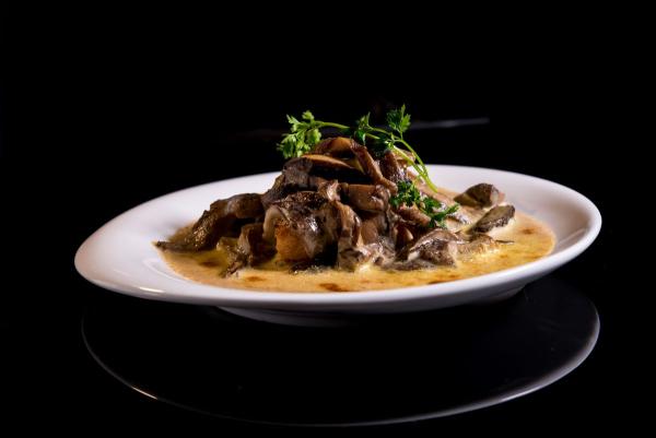 Croute champignons - ©L'ÔTREMENT
