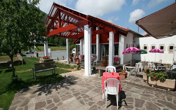 Restaurants Ascain