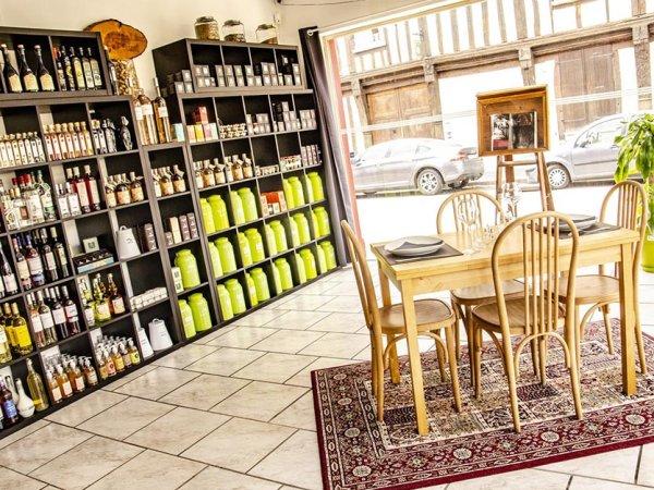 l'épicerie fine - ©LES SAVEURS DU LIBAN ET DE L'ORIENT