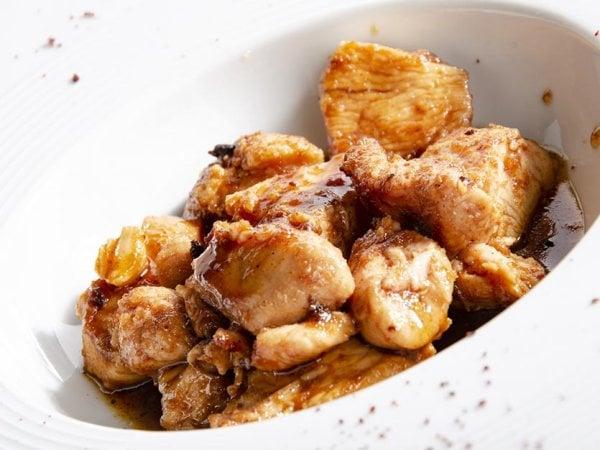 notre poulet au miel - ©LES SAVEURS DU LIBAN ET DE L'ORIENT