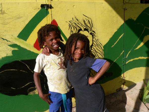 Rasta Camp kids - ©LATITUDE JAMAICA