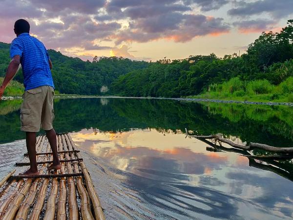 Rio Grande Bambou Rafting - ©Globe Trotting