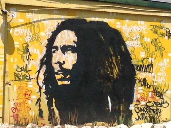 Bob Marley Tuff Gong - ©LATITUDE JAMAICA