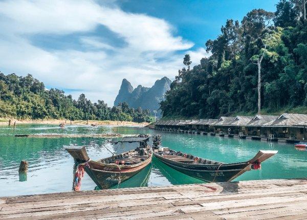 Lac de Cheow Lan - ©ETHIKA SIAM