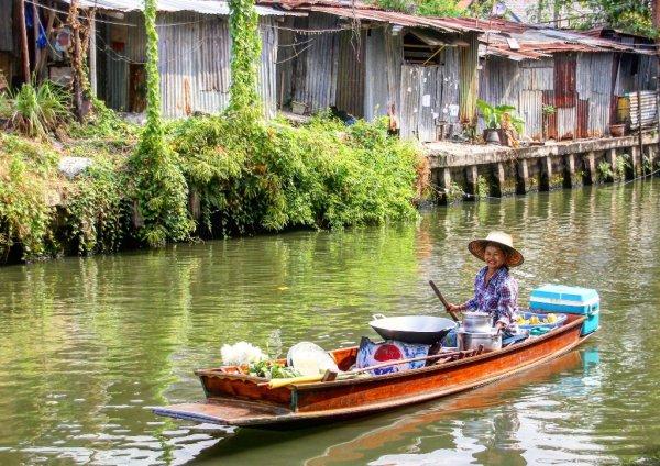 Klongs de Bangkok - ©ETHIKA SIAM