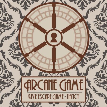 Logo Arcane Game