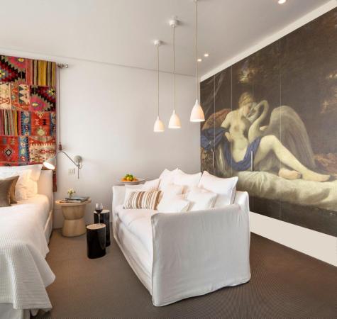 Bedroom Lounge - ©HOTEL EVOLUTEE ROYAL