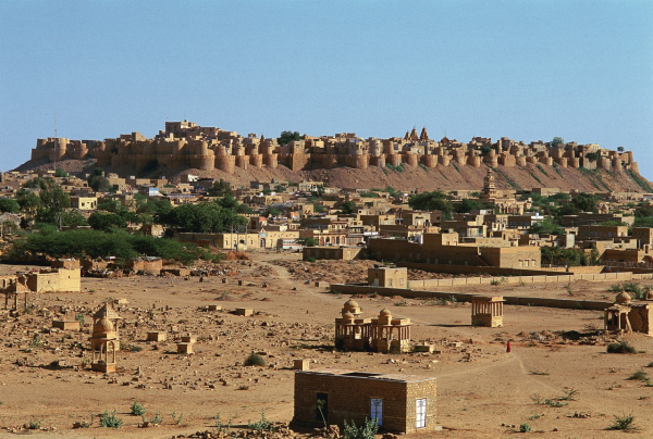 Author's Image... - ©FORTIFIED WITH JAISALMER