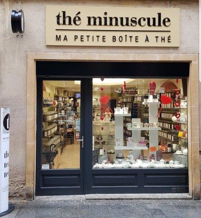 thé minuscule - ©THÉ MINUSCULE
