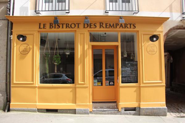 restaurant rennes - ©LE BISTROT DES REMPARTS