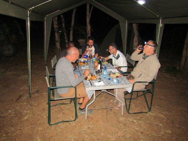 Overnight camp - ©MOONLIGHT SAFARIS