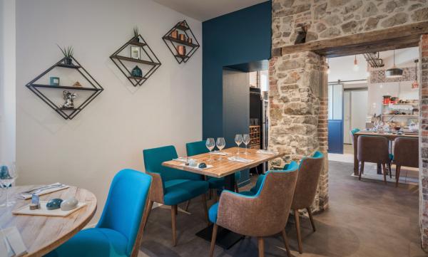 Les Reflets Restaurant De Cuisine Française La Roche Sur Yon 85000
