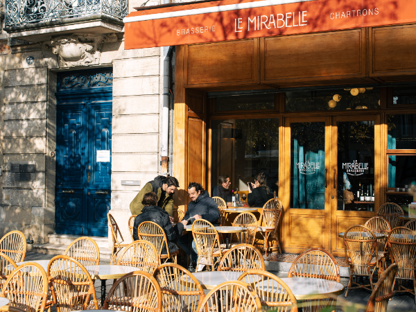 Le Mirabelle Brasserie - ©Sarah Arnould