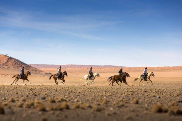 échappée namibienne