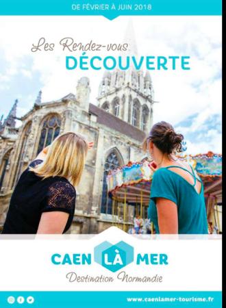 Caen la Mer - ©OFFICE DE TOURISME ET DES CONGRÈS CAEN LA MER