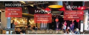 LOFT33: Restaurant-Concert