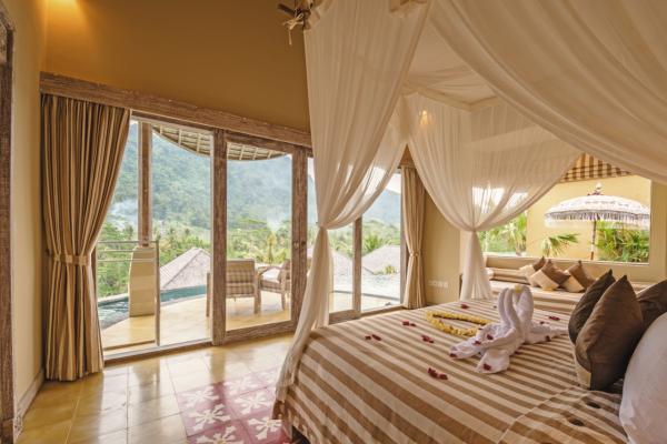 Villa with pool - ©WAPA DI UME SIDEMEN