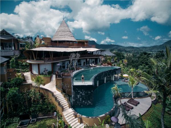Main pool - ©WAPA DI UME SIDEMEN