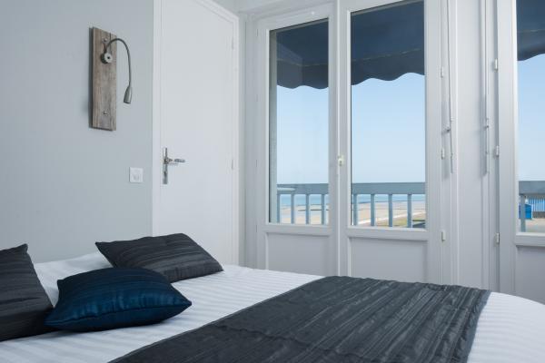 Hotel Langrune - ©HÔTEL-RESTAURANT DE LA MER