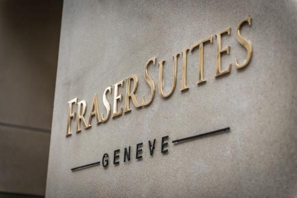 Fraser Suites Geneva - R U00e9sidence H U00f4teli U00e8re