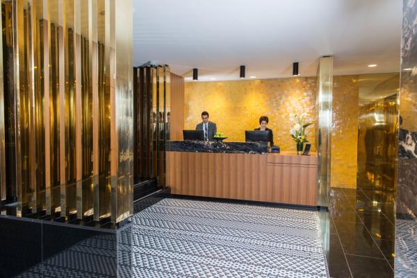 Front Desk Entrance - ©FRASER SUITES GENEVA