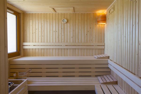 sauna - ©LES RIVES SAUVAGES