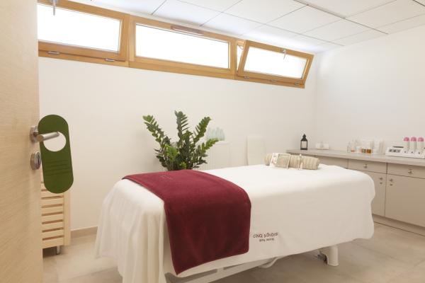 massage - ©LES RIVES SAUVAGES