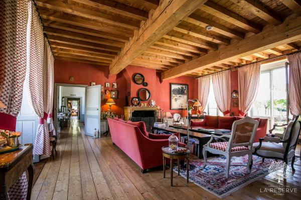 LA RÉSERVE Chambre d'hôtes Giverny photo n° 350803 - ©LA RÉSERVE