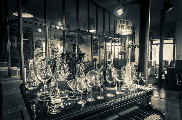 Bayonne cave à vins - ©LE SANG DES VIGNES
