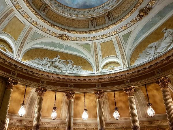 Intérieur du Petit Théâtre - ©Creusot Montceau Tourisme
