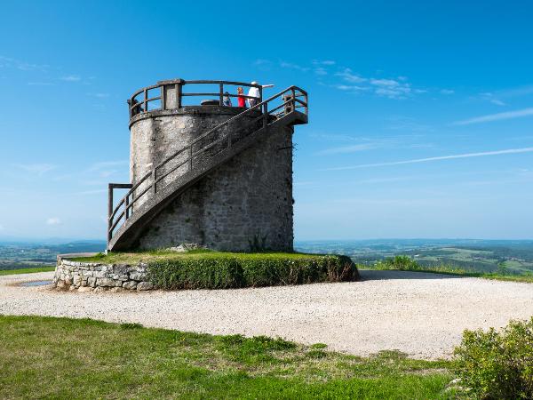 Mont-Saint-Vincent - ©Franck Juillot - Creusot Montceau Tourisme