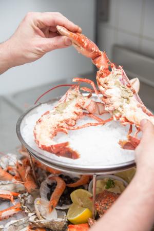 LA CITADELLE Restaurant fruits de mer – Poissons Granville photo n° 218125 - ©LA CITADELLE