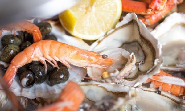 LA CITADELLE Restaurant fruits de mer – Poissons Granville photo n° 218128 - ©LA CITADELLE