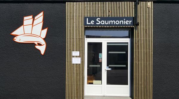 Entrée - ©LE SAUMONIER GRANVILLE