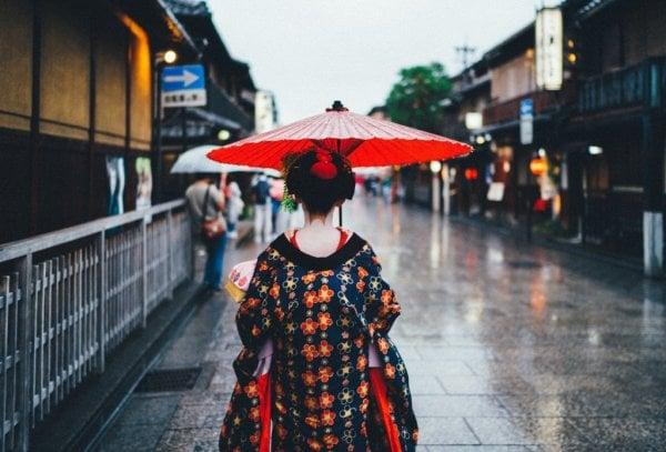 Geisha - ©AU FIL DU JAPON