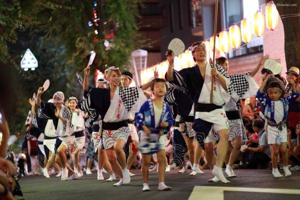 Matsuri - ©AU FIL DU JAPON
